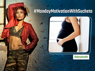 #MondayMotivation: Zumba Moves For <strong>Pregnant</strong> <strong>Women</strong>