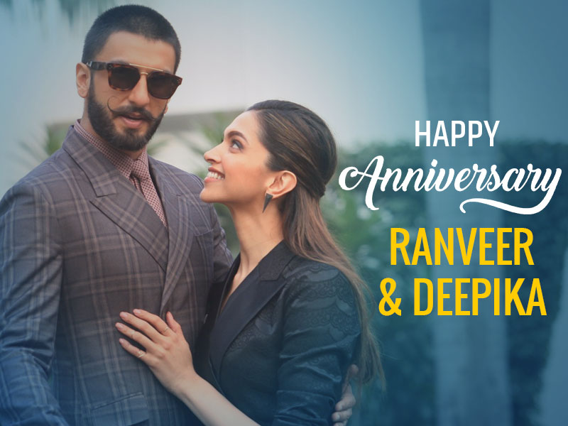 Deepveer Anniversary: Take Cue From Deepika And Ranveer On How To Make A Relationship Strong