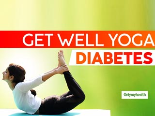 Get Well Yoga: Manage Diabetes With These Yoga Asanas