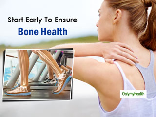 Age-Related Changes Are Inevitable. <strong>Start</strong> <strong>Early</strong> To Prevent Bone-Related Problems
