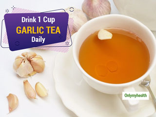 1 Cup Garlic <strong>Tea</strong> In The Morning Is The Answer To All Your Health Woes