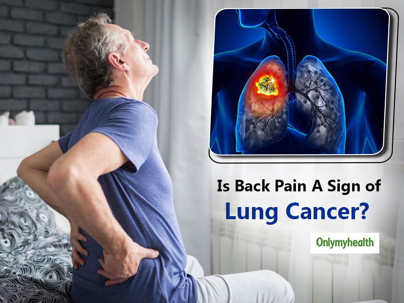 What Is The Correlation Between Back Pain and Lung Cancer?