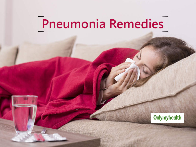 Pneumonia Cure: 3 Effective Ingredients That You Can Find In Your Kitchen To Eliminate Pneumonia