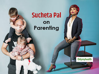#MondayMotivation: How <strong>Parenting</strong> Is A Two Way Job, Says Sucheta