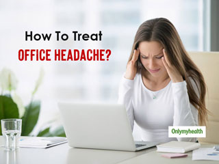 Easy Ways To Get Rid Of Headaches In The Office
