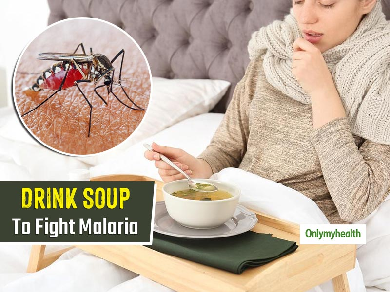 Drinking Soup Daily Can Defend You Against Malaria