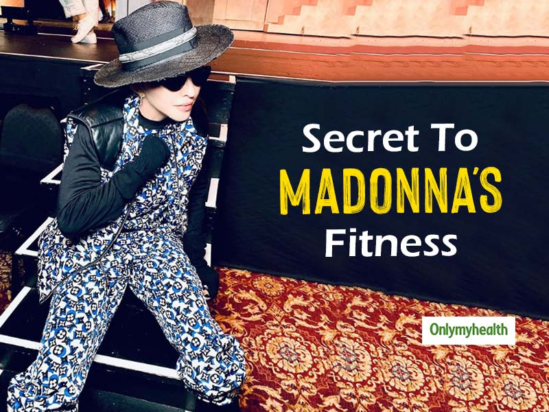 Wondering What Keeps Madonna So Fit? She Says It is 3 am Ice Baths And One Cup Of Urine