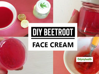 DIY Winter Cream: Want <strong>Glowing</strong> <strong>Skin</strong>? Try This Homemade Beetroot Cream