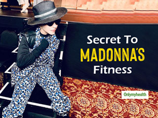 Wondering What Keeps Madonna So Fit? She Says It is 3 am Ice Baths And One Cup Of <strong>Urine</strong>