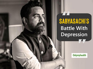 Ace Designer Sabyasachi's True Story On Depression and <strong>Suicide</strong>