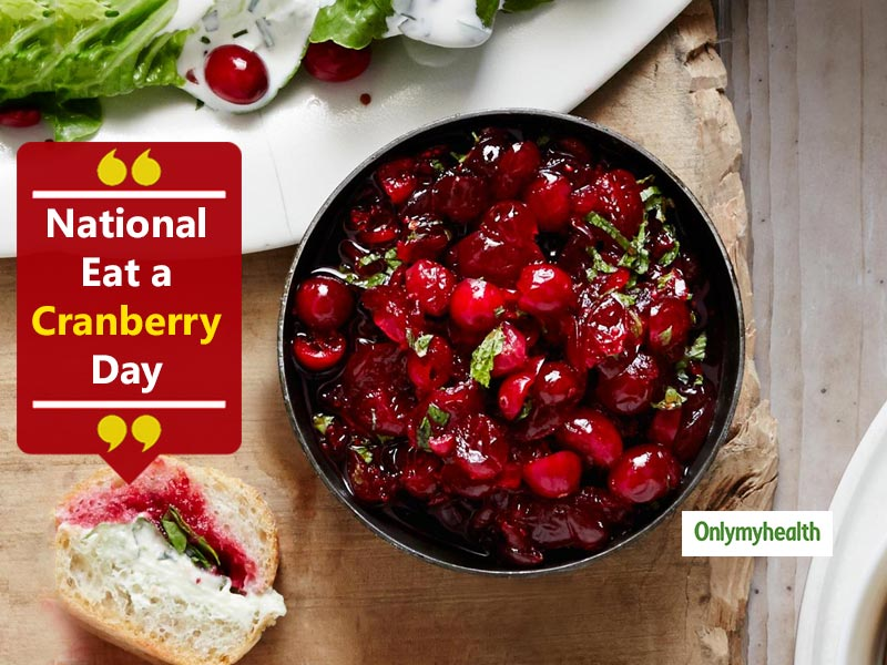 National Eat A Cranberry Day: Exciting Ways To Relish Cranberry With These Dessert Options
