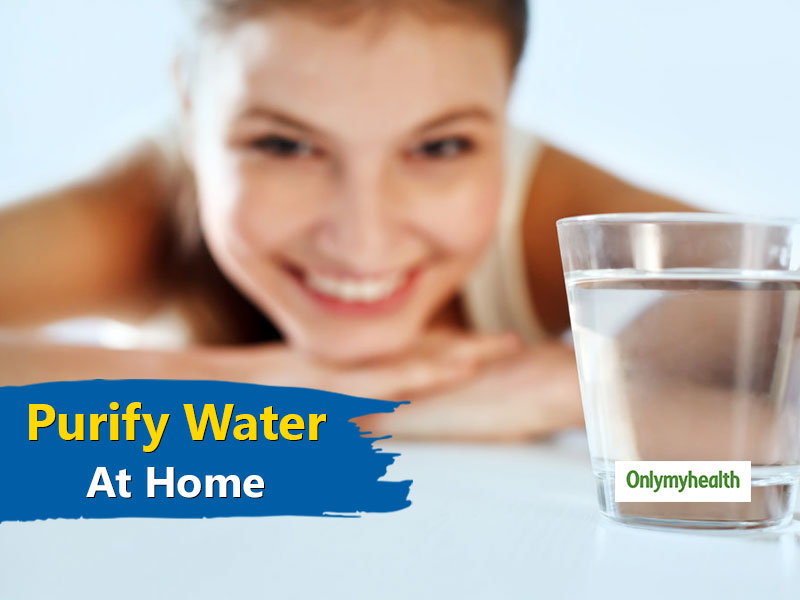 Water Purification At Home: Make Water Drinkable For You