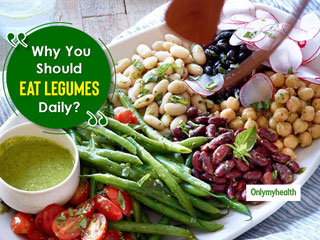 To Prevent <strong>Cardiovascular</strong> Disease, Eat Legumes Daily: Study
