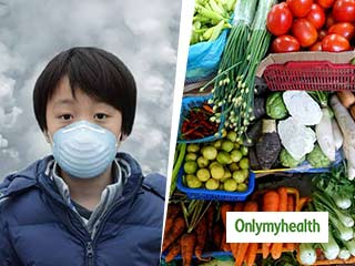 5 Food Choices to Minimize the Impact of Air <strong>Pollution</strong> on Children