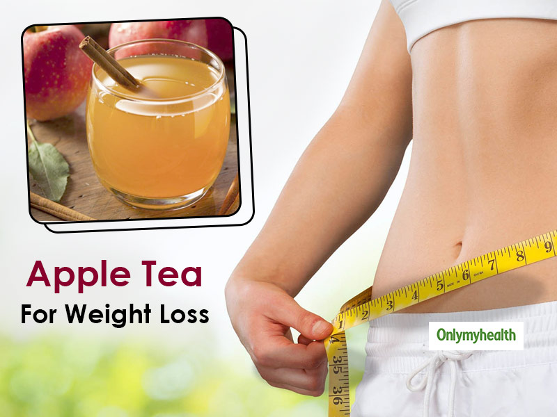 Apple Tea Benefits: Lose Weight With This Flavoured Tea By Following These Simple Steps
