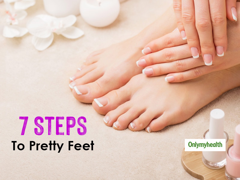 How To Do A Pedicure At Home In Just 7 Simple Steps