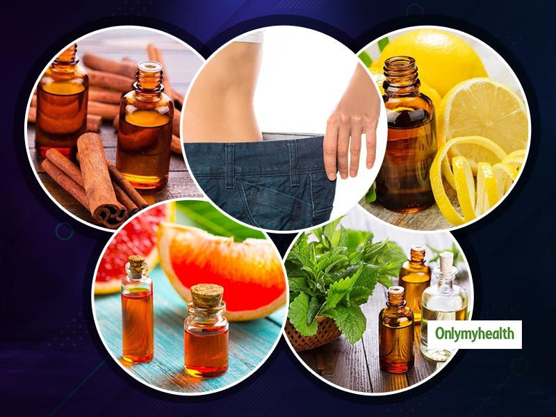 Essential Oils For Weight Loss: Get Fit and Cut Fat With These Natural Oils