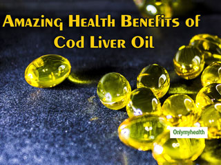 Cod Liver <strong>Oil</strong> <strong>Benefits</strong>: Know How Fish <strong>Oil</strong> Is A Health Booster