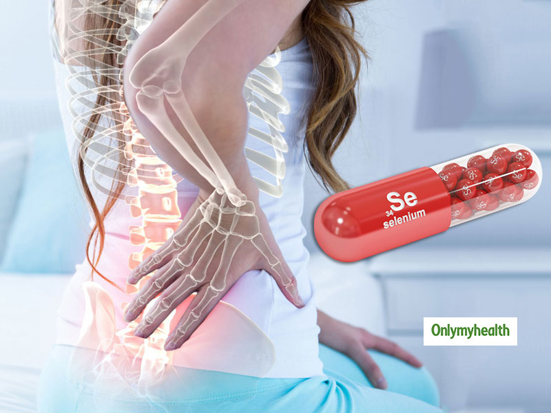 Could Selenium Reduce The Risk Of Osteoporosis? Let's Find Out In This New Study