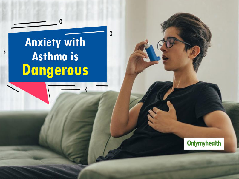 Depression and Anxiety Worsens The Condition Of Asthma In Kids and Youth