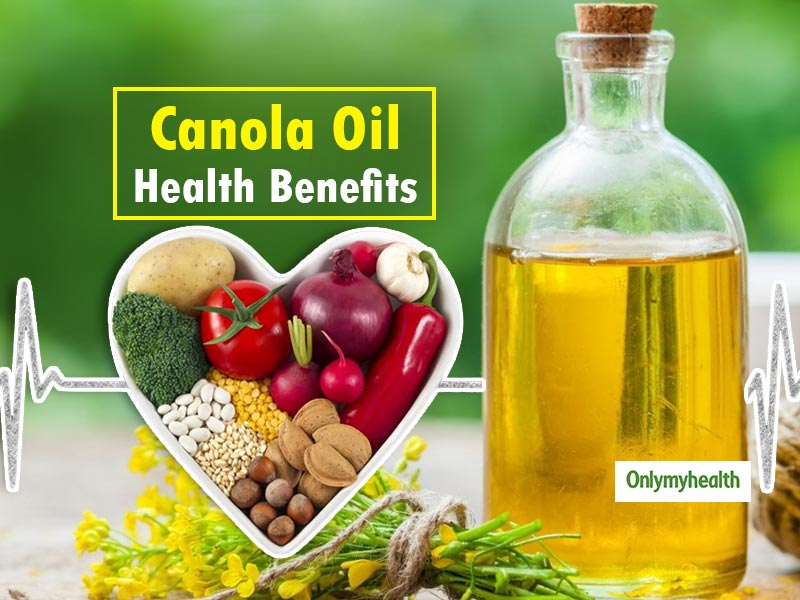 Canola Oil Health Benefits: Reduces Bad Cholesterol And Controls Blood Sugar