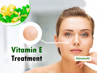 Homemade Vitamin E Skin Treatment For <strong>Natural</strong> Glow On Your <strong>Face</strong>