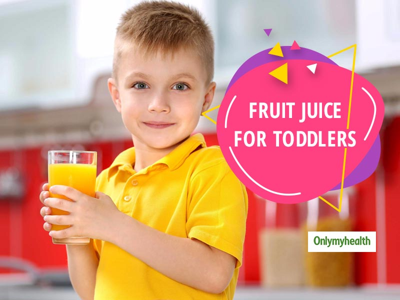 Fruit Juice For Toddlers: Know The Right Amount For 2-Year-Olds