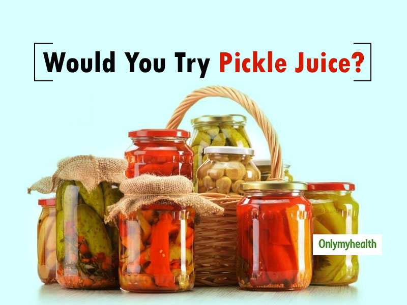 Have You Heard Of Pickle Juice? Read Unexpected Benefits Of Drinking This Juice