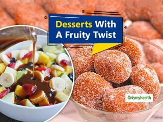 Try Out These 3 Healthy Desserts With A Fruity Twist This Festive Season