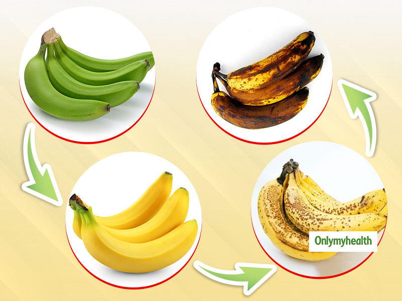 Which Banana Should You Eat- Green, Yellow or Brown? Know The Best Time To Eat