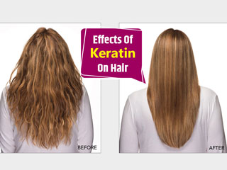 Wondering If Keratin Treatment Can Give You Smooth <strong>Hair</strong>? Know Everything About The Treatment Here