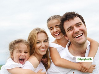 5 Simple Steps To A Happy Family Life
