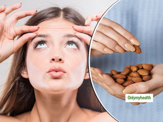 Eating Almonds Daily Can Reduce <strong>Wrinkles</strong> On Face, Says A Study