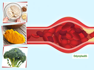 Cholesterol Clogged Arteries Symptoms: 5 <strong>Foods</strong> To Decrease LDL, Triglycerides Level
