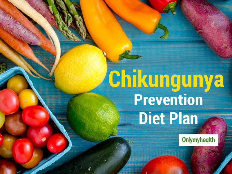 Prevent Chikungunya With This Effective Diet Plan
