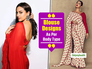 Karwa Chauth Special: How To Choose Blouse <strong>Designs</strong> According To Your Body Type