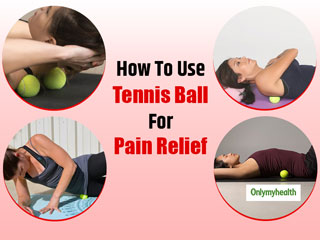 Pain Management With A <strong>Tennis</strong> Ball: Easy Exercises To Relieve Pain