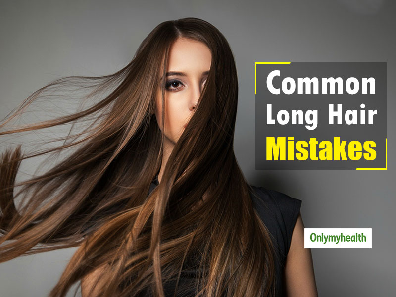 Long Hair Mistakes: Women With Long Hair Should Avoid These 7 Things