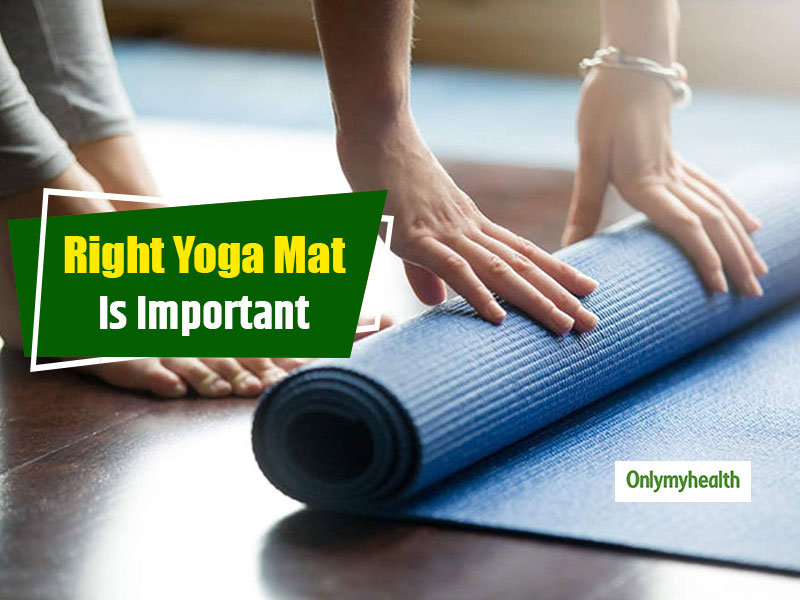 Yoga Mat Buying Guide: How To Pick The Right Mat As Per Your Need