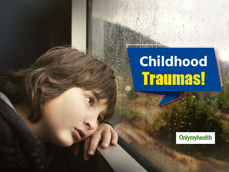 World Trauma Day 2019: How To Handle Five Of The Most Common Childhood Traumas