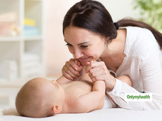 Know Important Things Required For a <strong>Baby</strong> Massage And Its Benefits On The Infant's Health