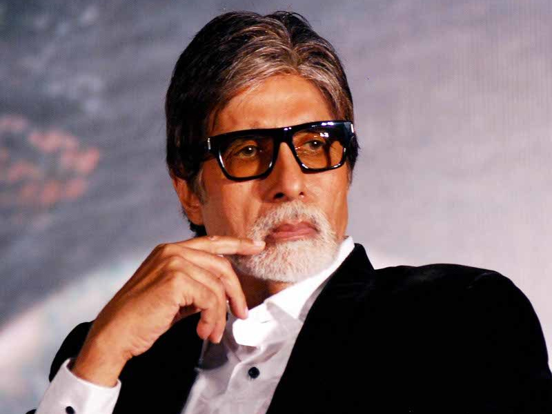 Conflicting News About Amitabh Bachchan's Deteriorating Health, Hospitalised Since 3 Days Due To Liver Problem?