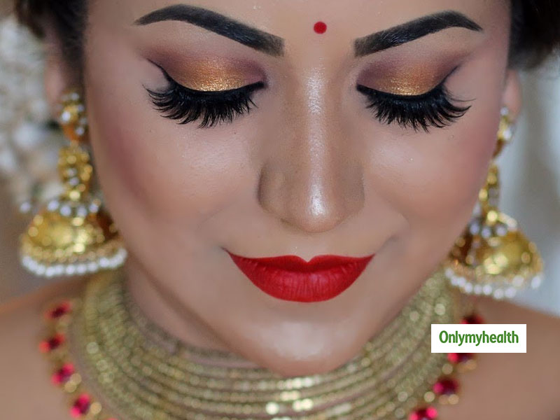 Dressing Up And Getting Makeup Right For Diwali