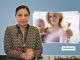 Alcohol Effects On Baby's Brain Development Explained By Dr Rita Bakshi