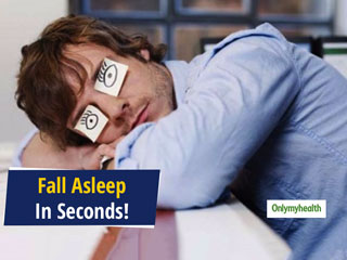 Sleeping Tips: How To Fall Asleep In 120 Seconds?
