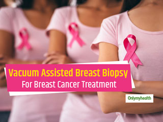 Breast Cancer Awareness <strong>Month</strong>: Vacuum-Assisted Breast Biopsy For Minimum Invasive Detection And Treatment