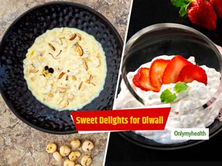<strong>Diwali</strong> Special Recipes: Skip Regular Sweets And Try These Festive Delicacies