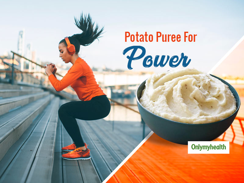 Eating Potato Puree Can Boost Endurance and Performance During Exercise: Study