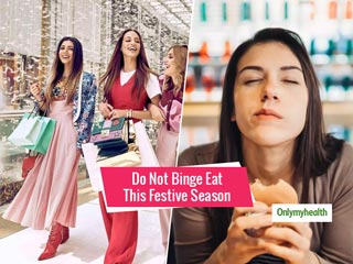 Stop Binge Eating During Diwali Shopping With These Hand <strong>Snacks</strong>