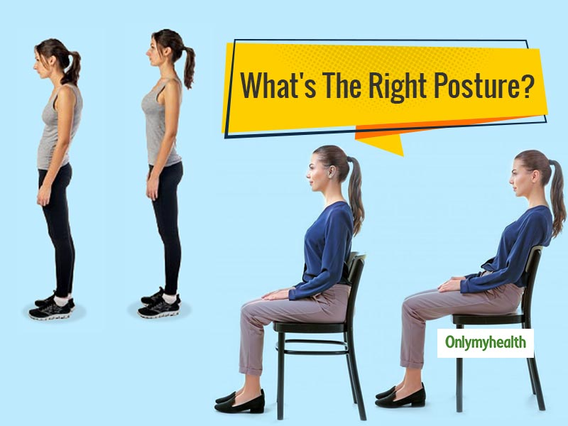 Key Benefits Of Good Posture: Know How Position Affects Health